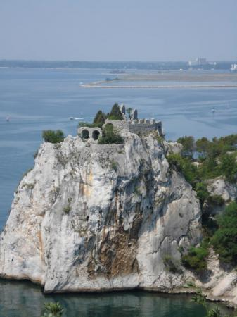 The old Castle of Duino